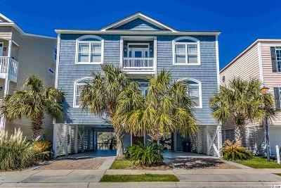 North Myrtle Beach Single Family Home For Sale: 5407 Heritage Dr.