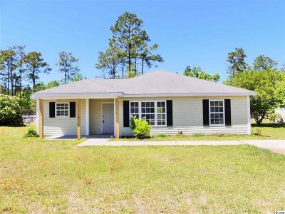 Georgetown Single Family Home For Sale: 2920 Mary Hines Ln.