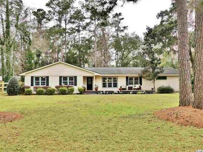 Pawleys Island Single Family Home Active Under Contract: 102 Midway Dr.