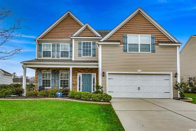 Myrtle Beach SC Single Family Home For Sale: $279,000