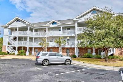 North Myrtle Beach Condo/Townhouse For Sale: 6015 Catalina Dr. #123