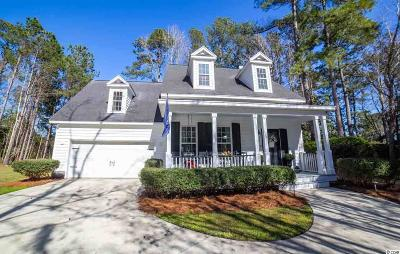 Pawleys Island Single Family Home For Sale: 110 Clancurry Pl.