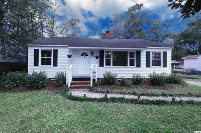 Georgetown Single Family Home Active Under Contract: 2510 Withers Dr.