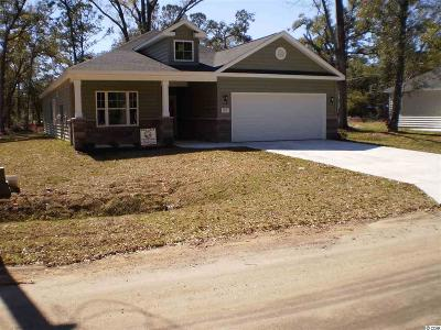 Pawleys Island Single Family Home For Sale: 269 Coachman Dr.