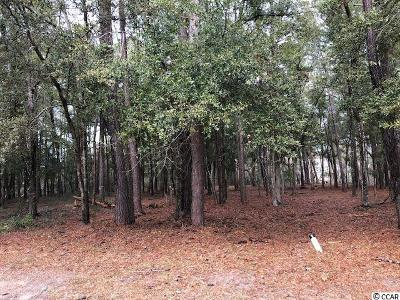 North Myrtle Beach Residential Lots & Land For Sale: 804/805 Morrall Dr.