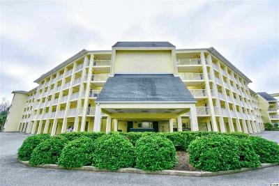 Pawleys Island Condo/Townhouse For Sale: 14290 Ocean Highway #123