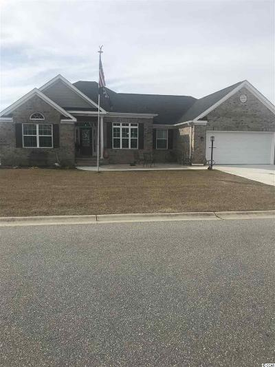 Murrells Inlet Single Family Home For Sale: 137 Chapel Ridge Circle