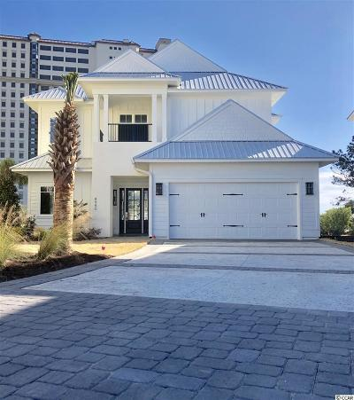 North Myrtle Beach SC Single Family Home For Sale: $1,469,900