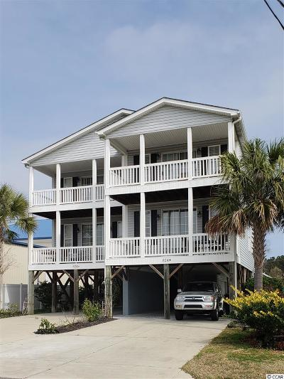 Murrells Inlet, Garden City Beach Single Family Home For Sale: 624 Seabreeze Dr.