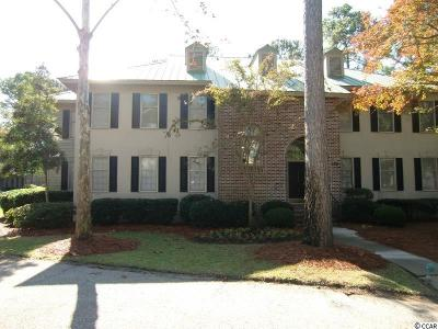 Pawleys Island Condo/Townhouse For Sale: 110-1 Whitetail Way #110-1