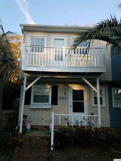 Murrells Inlet Condo/Townhouse For Sale: 3866 Highway 17 Business #C-10