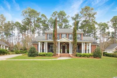 Murrells Inlet Single Family Home For Sale: 30 Stonington Dr.