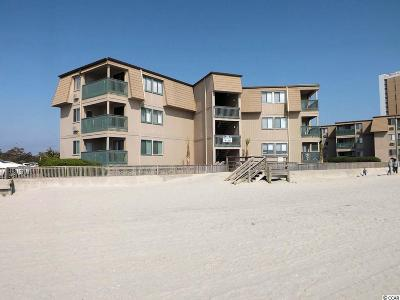 Myrtle Beach Condo/Townhouse Active Under Contract: 9520 Shore Dr. #2N