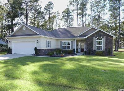 Longs Single Family Home Active Under Contract: 371 Shell Bank Dr.