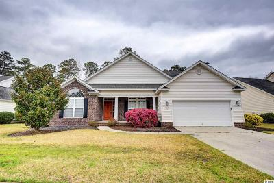 Murrells Inlet, Garden City Beach Single Family Home Active Under Contract: 542 Sparkleberry Dr.