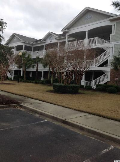 North Myrtle Beach Condo/Townhouse For Sale: 5825 Catalina Dr. #931