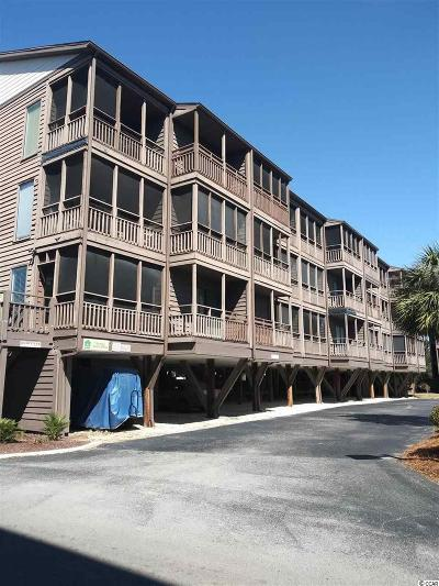 North Myrtle Beach Condo/Townhouse For Sale: 206 Hillside Dr. N #159