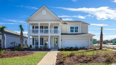 Myrtle Beach Single Family Home Active Under Contract: 2831 Stellar Loop