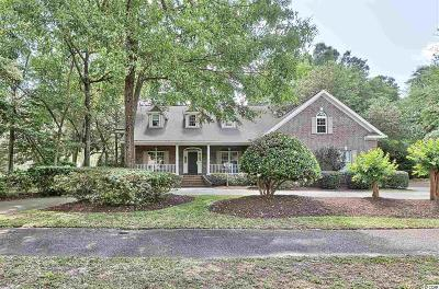 Pawleys Island Single Family Home For Sale: 303 Congressional Dr.