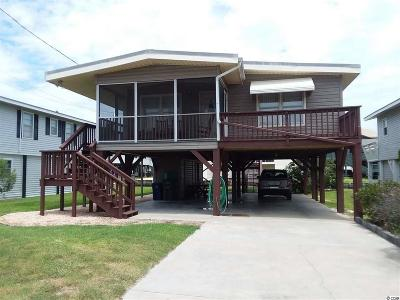 North Myrtle Beach Single Family Home Active Under Contract: 304 N 43rd Ave. N