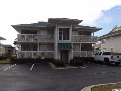 North Myrtle Beach Condo/Townhouse For Sale: 301 Shorehaven Ii #10-C