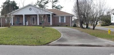 North Myrtle Beach Single Family Home For Sale: 1301 13th Ave. S