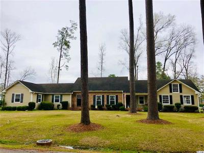 Conway Single Family Home For Sale: 200 Dogwood Dr.