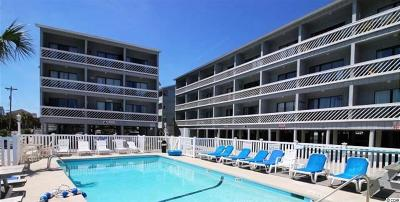 Garden City Beach Condo/Townhouse For Sale: 625 N Waccamaw Dr. #102