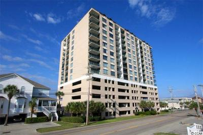 North Myrtle Beach Condo/Townhouse For Sale: 4103 N Ocean Blvd. #207