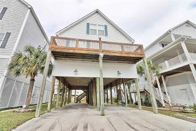 North Myrtle Beach Single Family Home For Sale: 4724 Harmony Ln.