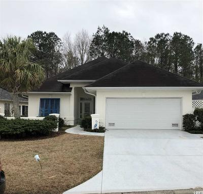 Murrells Inlet, Garden City Beach Single Family Home For Sale: 7958 Leeward Ln.