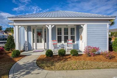 North Myrtle Beach Single Family Home For Sale: 5011 Sea Coral Way