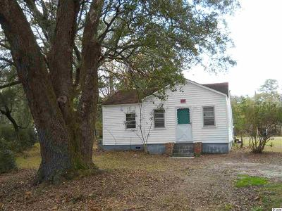 Georgetown Single Family Home For Sale: 1706 Rice St.