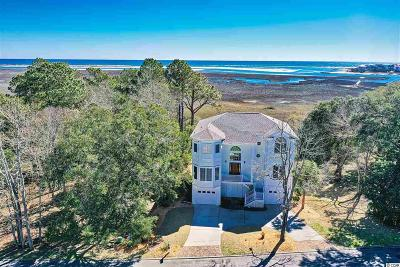 Pawleys Island Single Family Home For Sale: 83 Grackle Ln.
