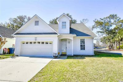 Myrtle Beach Single Family Home For Sale: 2745 South Key Largo Circle
