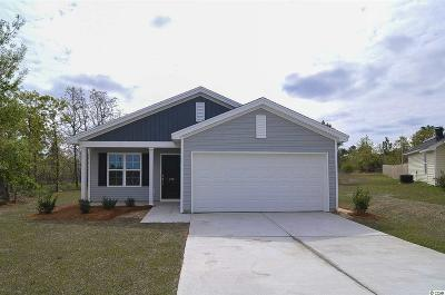 Conway Single Family Home For Sale: Tbd Angler Ct.
