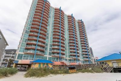 North Myrtle Beach Condo/Townhouse For Sale: 3500 N Ocean Blvd. #908