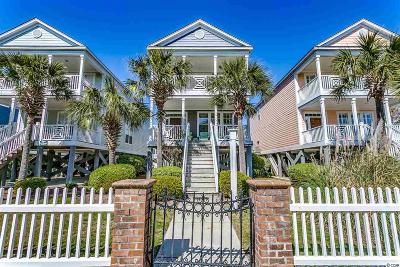 Surfside Beach Single Family Home Active Under Contract: 26 N Ocean Blvd.