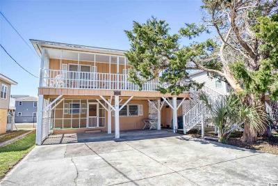 North Myrtle Beach Single Family Home For Sale: 211 33rd Ave. N