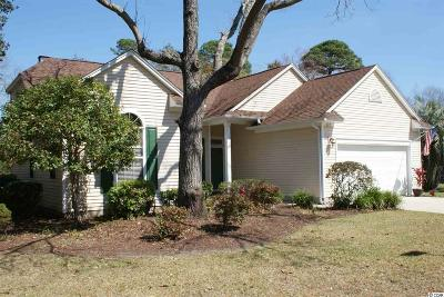 Pawleys Island Single Family Home For Sale: 127 Tradition Club Dr.