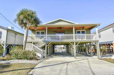 North Myrtle Beach Single Family Home For Sale: 331 55th Ave. N