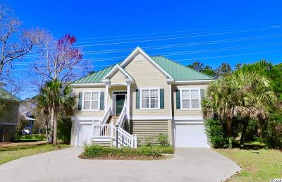 Pawleys Island Single Family Home For Sale: 39 Jason Dr.