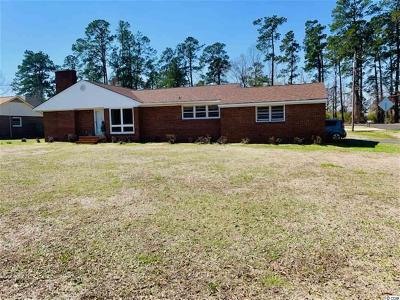 Conway Single Family Home For Sale: 1323 Snowhill Dr.