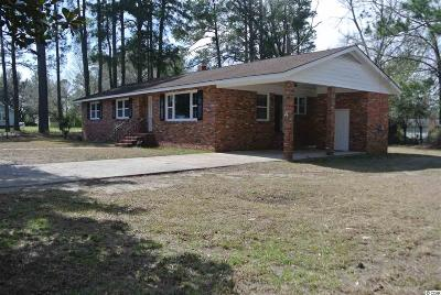 Conway Single Family Home For Sale: 1700 16th Ave.