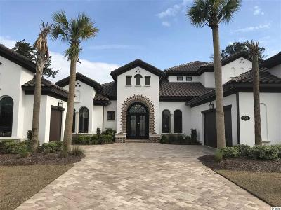 Myrtle Beach SC Single Family Home Active Under Contract: $1,300,000