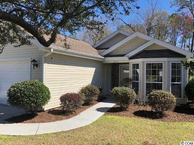Myrtle Beach SC Single Family Home Sold: $160,000