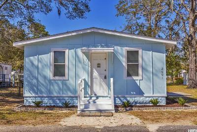 North Myrtle Beach Single Family Home For Sale: 2601 Ye Olde Kings Hwy.