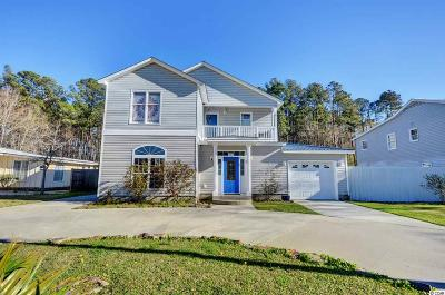 Myrtle Beach SC Single Family Home For Sale: $429,000