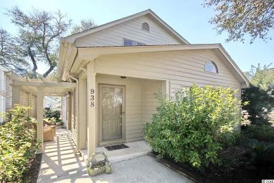 North Myrtle Beach Single Family Home Active Under Contract: 938 Tiffany Ln.