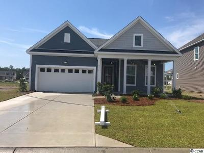 Myrtle Beach Single Family Home Active Under Contract: 6211 Chadderton Circle